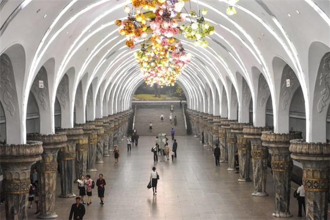 平壤地铁站